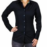 Slim Fit Black Shirt UK and Australia