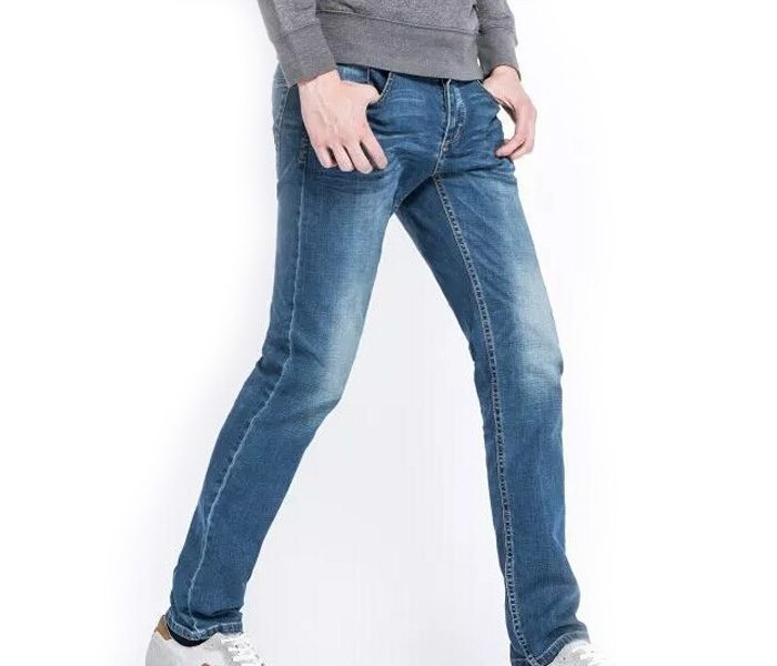 Slim Fit Denim Bottom in UK and Australia