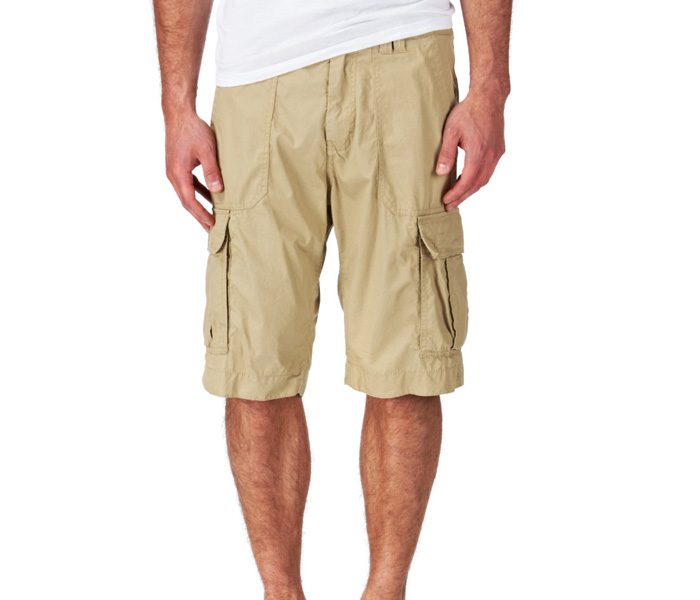 Soft Tan Cargo Short Bottom in UK and Australia