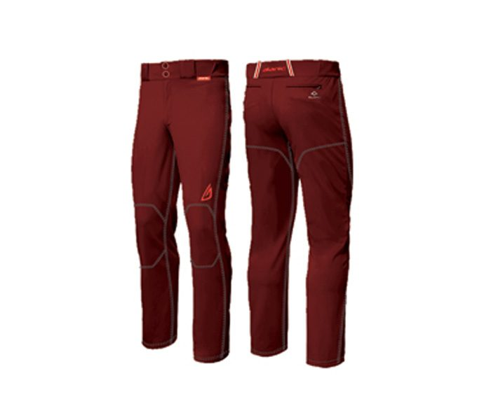 Solid Maroon Baseball Pants in UK and Australia