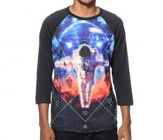 Wholesale Space Odessy Sublimation Tee in USA
