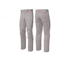 Striped Baseball Pants in UK and Australia