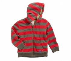 Striped Hooded Jacket in UK and Australia