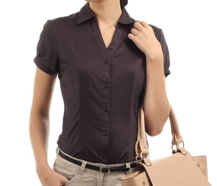 Structured Black Shirt UK and Australia