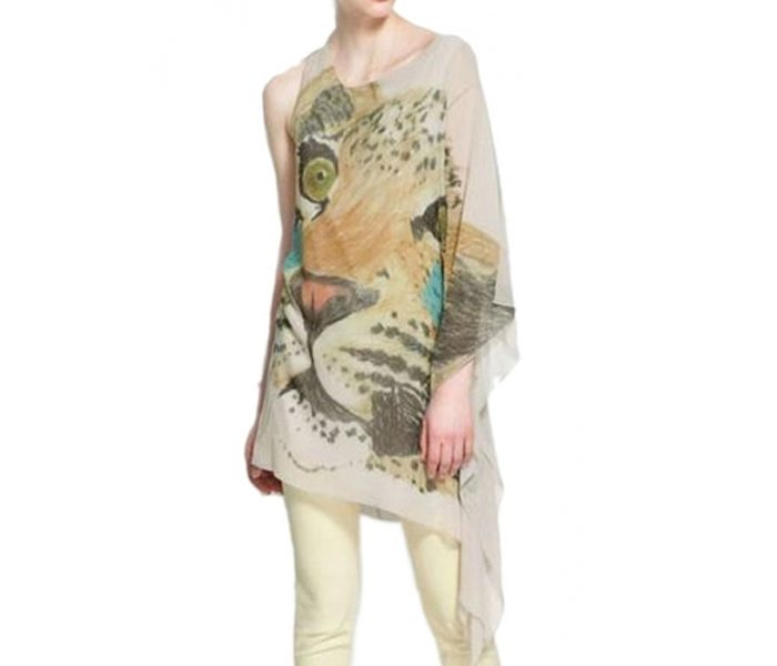 Stylish Tiger Sublimation Kaftan in UK and Australia
