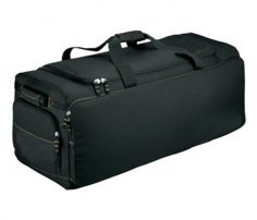 Wholesale Suave Black Sports Bag in USA