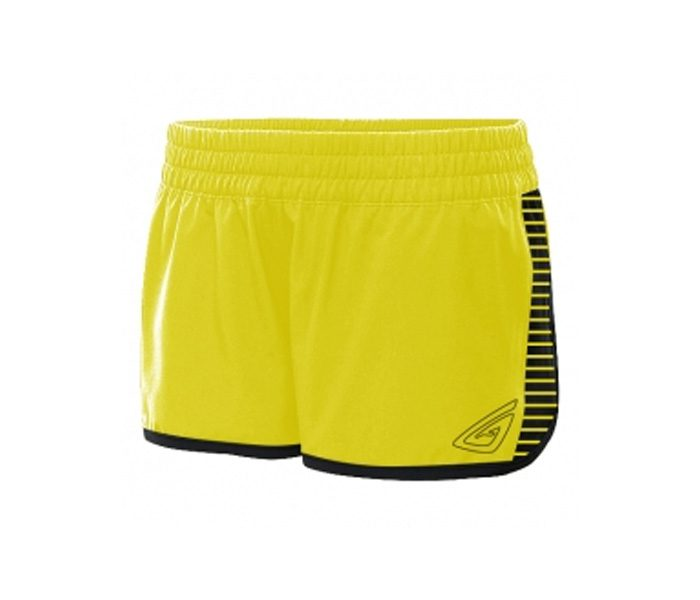 Sunny Yellow Workout Shorts in UK and Australia