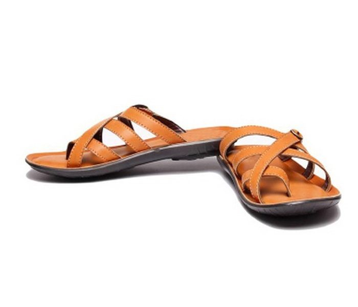 Tan Strappy Flip Flop in UK and Australia