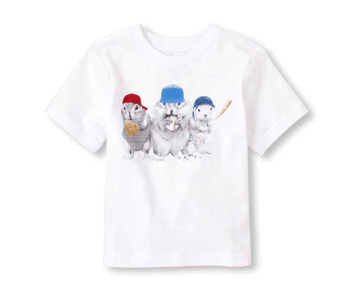 Three Fat Rabbit T Shirt in UK and Australia