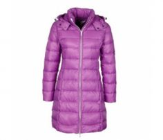 Trendy Insulated Purple Parka in UK and Australia