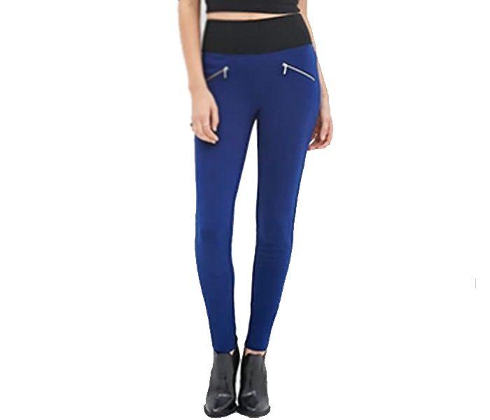 Trendy Midnight Blue Leggings in UK and Australia