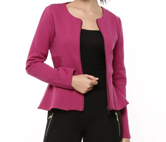 Trendy Pink Bell Coat in UK and Australia