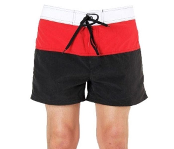 tricot drama beach shorts in UK and Australia