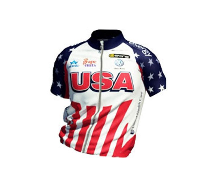USA Cycling Jersey! Manufacturers In USA 12d4dc3dd