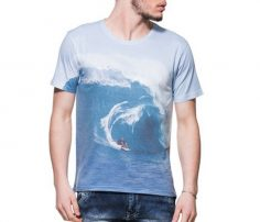 Waves Sublimation Tee in UK and Australia
