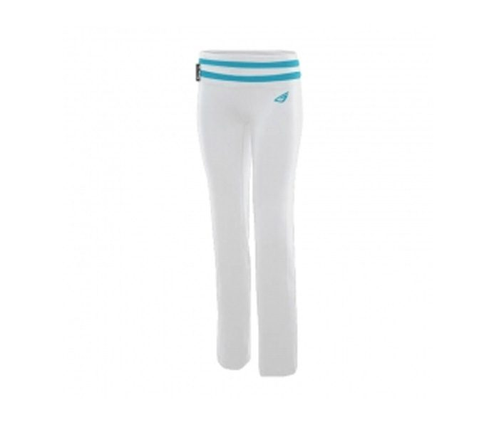White and Blue Fitness Pant in UK and Australia