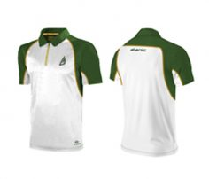 White And Green Cricket Jersey in UK and Australia