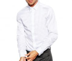 White Full Sleeve Shirt in UK and Australia