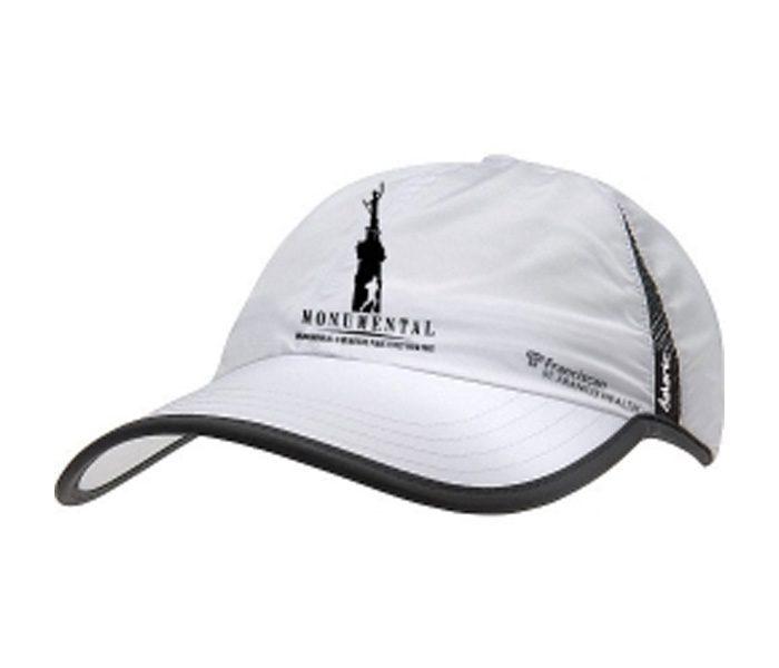 White Marathon Cap in UK and Australia