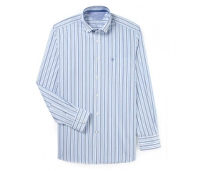 White Stripe Shirt in UK and Australia