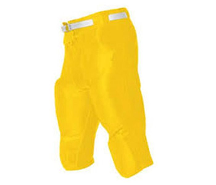 Yellow American Football Pants in UK and Australia