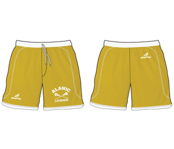 Yellow and White Shorts in UK and Australia