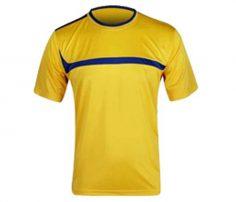 Yellow half Sleeve Jersey in UK and Australia