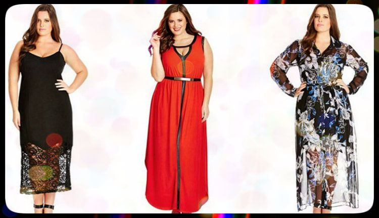 How to Style with Wholesale Plus Size Maxi Dresses?