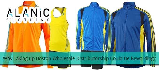 apparel suppliers in Boston