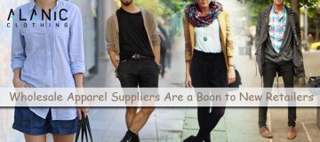 Wholesale Apparel Suppliers Are a Boon to New Retailers