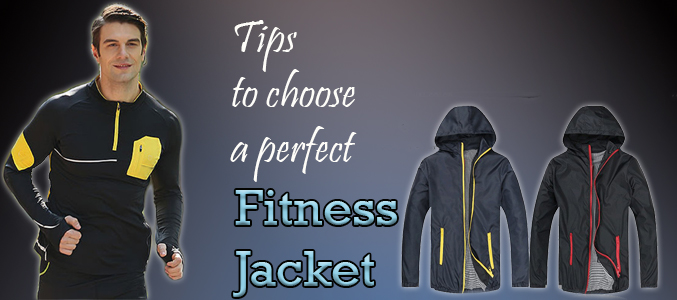 Three Essential Things To Consider Before Cinching On Fitness Jackets For Men