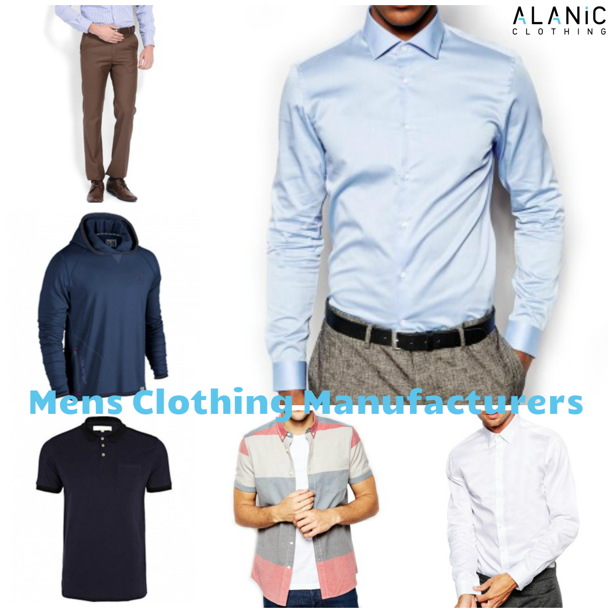 Notch up Your Style Quotient This Spring with Stylish Wholesale Mens Clothing