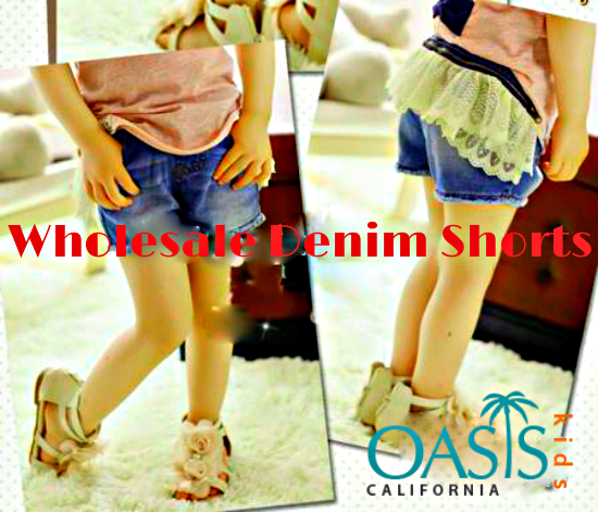 Should You Stock Wholesale Denim Shorts For Kids?