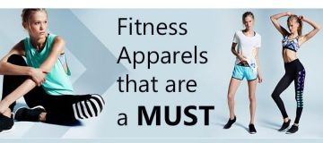 3 Types of Fitness Clothing You Must Buy