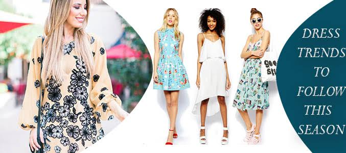 The Stunning Dress Trends to Look Out For and Stock Up On This Season