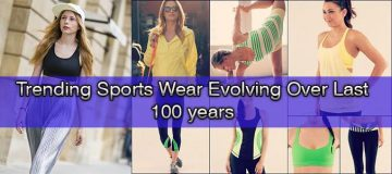 Sports Clothes Trends That Challenged the Conventional Over the Last 100 Years