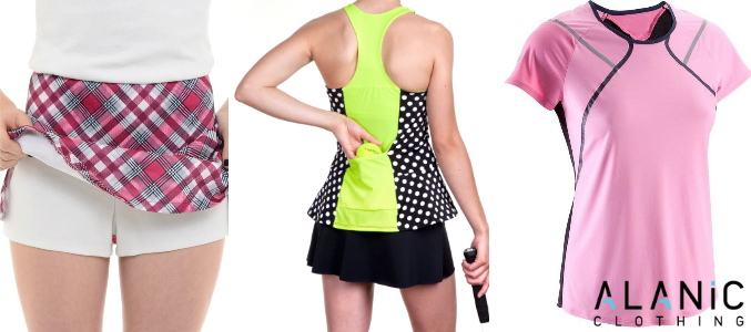 Tennis Clothing Wholesale