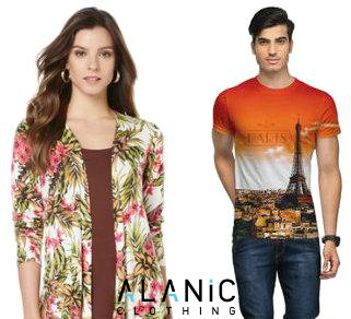 Quirk up Your Closet with Top 4 Print Ideas Materialized by Sublimation Technology