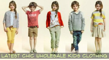 The Latest Spring Styles Brought in by Leading Wholesale Kids Clothing Suppliers