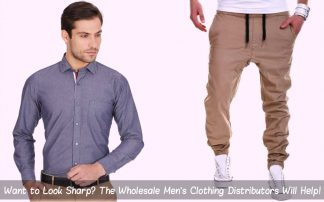 Want to Look Sharp? The Wholesale Men's Clothing Distributors Will Help!