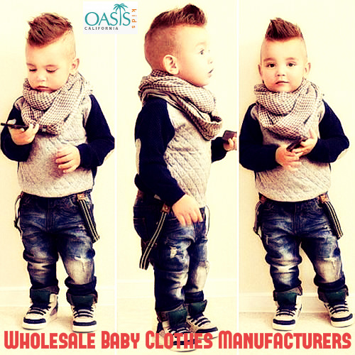 New Artistic Trend Of Wholesale Baby Clothes Manufacturers