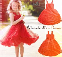 Fun and Colorful Dresses for the Wee Ones