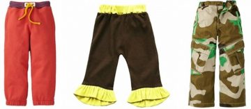 Kids Pants Manufacturers Offer Exciting Summer Products