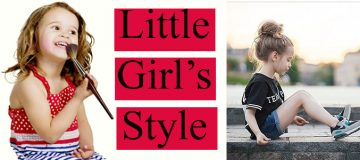 Different Styles Of Clothes on Vogue For Little Girls And Their Dressing Tips