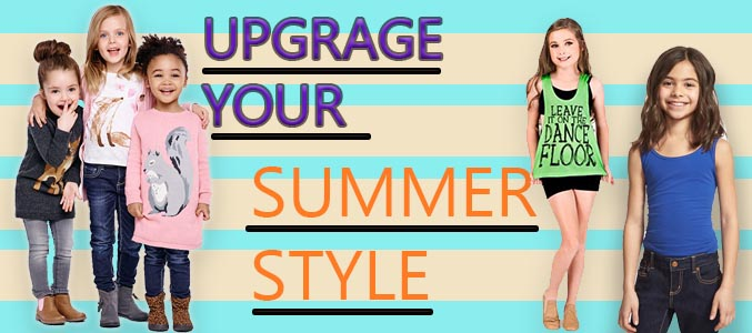 Why Do You Need To Update Your Little Girl's Wardrobe This Summer?
