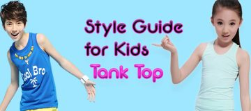 Styling Tips Of Wearing Kids Tank Tops For Little Girls