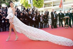 Cannes Film Festival 2017 on the way to motivate wholesale clothing manufacturers
