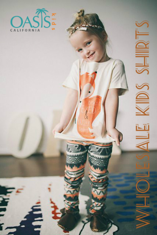 Grab Wholesale Kids Shirts for Sizzling Summer Fashion