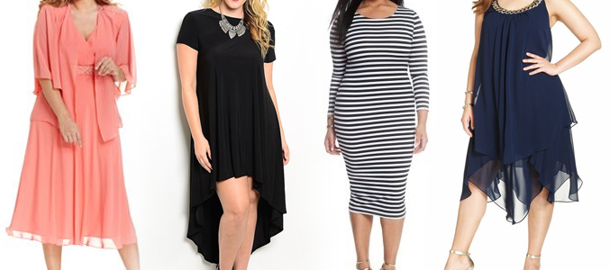 Guidelines to Follow while slipping into Boutique Plus size Dresses