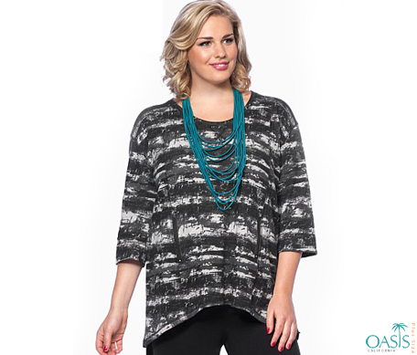 plus size tops women